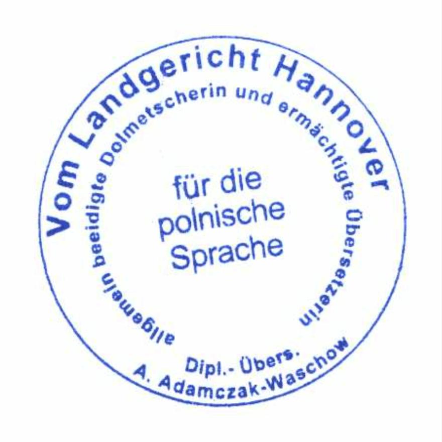 Landgericht Hannover Verhandlungen